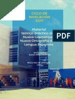 Práctica y Gramática Española