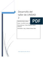 Desarrollo de Taller Unidad 2 SCADA