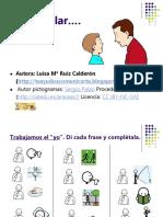 58387444-Para-Hablar-Ejercicios-Para-Trabajar-La-Morfosintaxis.pps