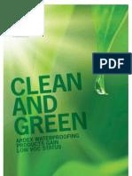 Ardex Clean & Green
