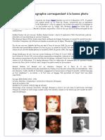 Musiciens Biographie