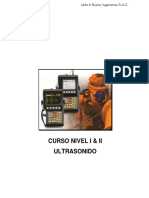 Ultrasonido Industrial II Manual 1-Examen 1