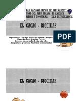 Exposicion Cacao Instrumental