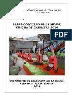 07- Bases Concurso Mejor Chicha 2014