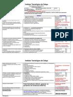 Dosificacion Calculo Vectorial 2017 IBQ