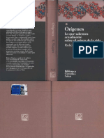 Origenes R Shapiro Biblioteca Cientifica Salvat 054 1994 OCR