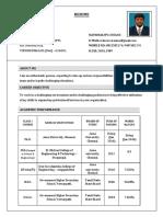Kalees Resume 07.09.2017