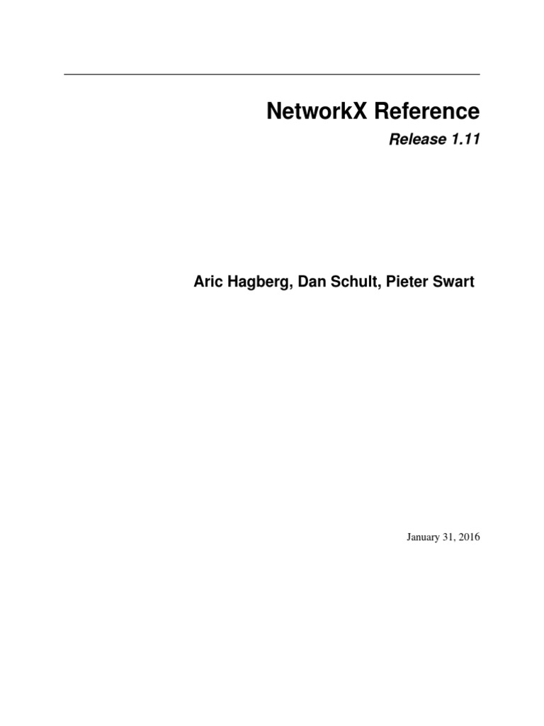 Network x | Vertex (Graph Theory) | Theoretical Computer Science