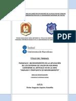 6. Paraguay, Inconvenientes en La Aplicación de Los Sistemas de Valor en Aduanas