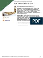 Patê de Berinjela e Biomassa de Banana Verde _ Daniela de Almeida