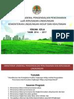 Direktorat Jenderal Pengendalian Pencemaran Dan Kerusakan Lingkungan