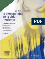 Millon Theodore - Trastornos De La Personalidad En La Vida Moderna.pdf