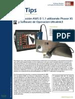 88_Inspección AWS D1.1 utilizando Phasor XS y Software de operación Ultralink 3.pdf