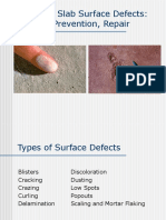 Concrete Slab Surface Defects PT177_20042308