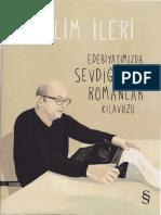 Selim İleri - Edebiyatımızdan Sevdiğim.pdf