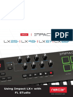 Using_Impact_LX+_with_FL_Studio