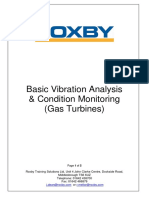 Basic Vibration Analysis Condition Monitoring