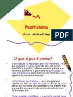 Positivismo Lowy