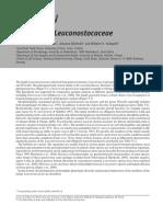 Libro Lactic Acid Bacteria (Dos Puntos) Biodiversity and Taxonomy (Leuconostoc)