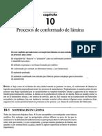 10 Procesos de Manufactura - Schey