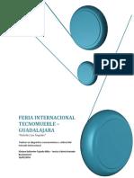 Feria Internacional Tecnomueble f Docx