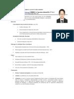 Rodrigo Alonso Taipe Paredes Curriculum Vitae