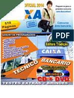 08- Conhecimentos Banc Rios - Caixa Econ Mica - T Cnico Banc Rio