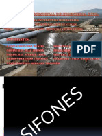 Sifones y Tuneles