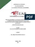 1° INFORME DE TESIS DE ALAS PERUANAS