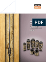 Anchor Tiedown System Product Catalog