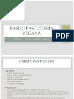 Basi Di Pasticceria Vegana