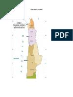 Mapa Chile Por Zonas
