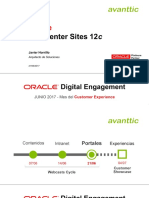 oracle webcenter sites 12c
