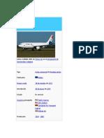 Avion de Expocicio