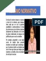SEXISMO NORMATIVO