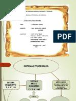 Proceso Comun Investigacion Preparatoria y Etapa Intermedia