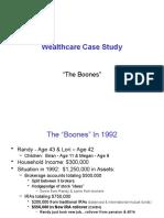Wealthcare Client Case Study