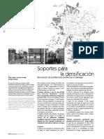 Soportes para la densificacion