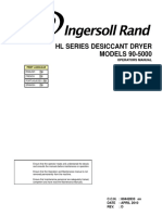 Ingersoll Rand HL300 - Operators Manual