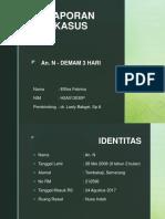 LAPORAN KASUS DHF-TIFOID.pptx
