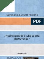 El Gran Pajatén - Patrimonio Cultural Peruano