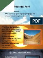 Los climas del Perú.pptx