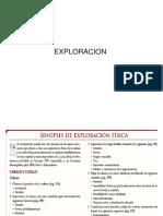 Exploracion Cabeza