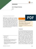Diagnosis and Treatment of Kaposi Sarcoma