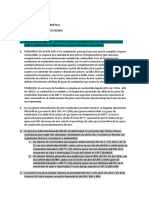 EJERCICIOS EQUIVALENTE ENERGETICO