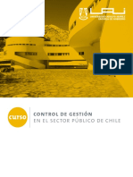 Control Gestion Sector Publico Chile