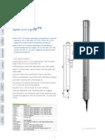 Especificaciones SScan Spectrolyser Ww Eng