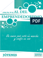 Manual de Emprendedorismo