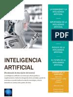 Investigacion Inteligencia Artificial...Taller de Investigacion