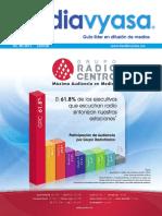 Costo de transmisión de anuncios en diferentes medios (México)